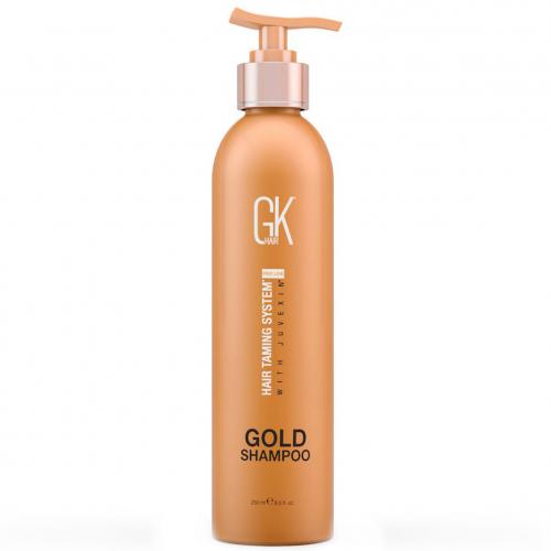 Золотий шампунь GKhair Gold Shampoo