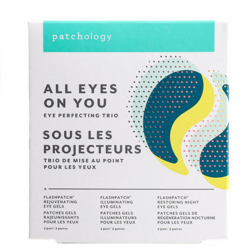 Набір патчів для шкіри навколо очей Patchology All Eyes On You Kit