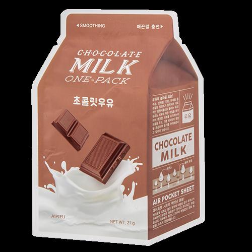 Тканинна маска A`PIEU Chocolate Milk One-Pack Smoothing