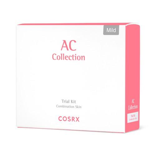 Набір для комбінованої проблемної шкіри Cosrx AC Collection Trial Kit Combination Skin (Mild)