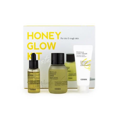 Набір живильних засобів з прополісом Cosrx Honey Glow Kit