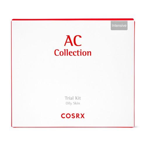 Набір для жирної та проблемної шкіри Cosrx AC Collection Trial Kit Oily Skin Intensive