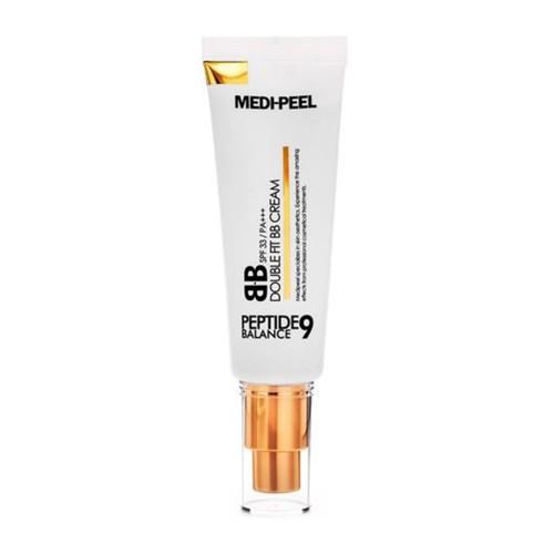 Маскирующий BB-крем с пептидами Medi-Peel Peptide 9 Balance Double Fit BB Cream SPF 33+