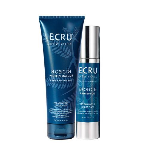 Набір для інтенсивного відновлення волосся Ecru NY Acacia Intensive Repair Duo