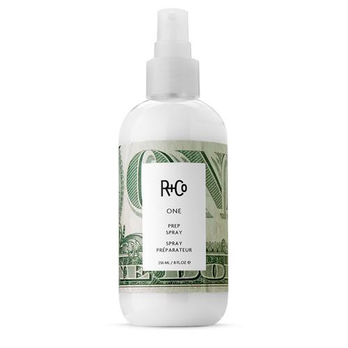 Незмивний спрей-кондиціонер для укладання R + Co One Prep Spray