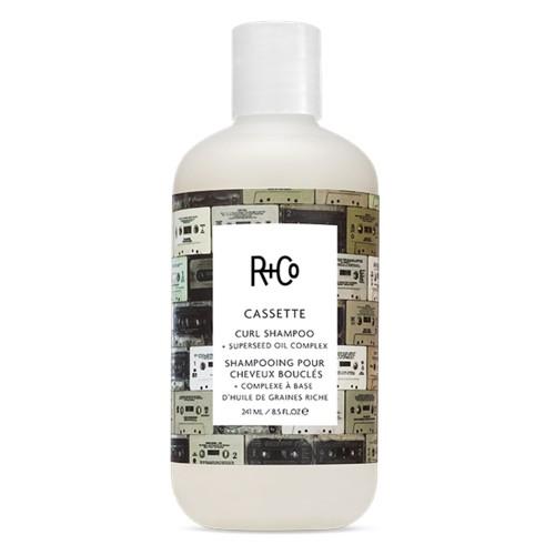 Шампунь для кучерявого волосся R + Co Cassette Curl Shampoo + Superseed Oil Complex