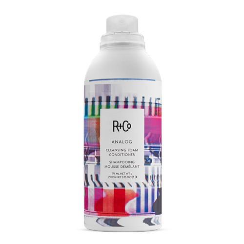 Очищуюча піна-кондиціонер R+Co Analog Cleansing Foam Conditioner