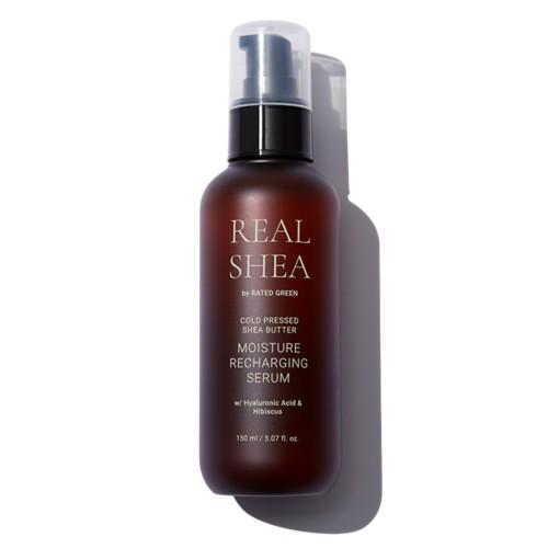 Зволожуюча сироватка для волосся Rated Green Real Shea Moisture Recharging Serum