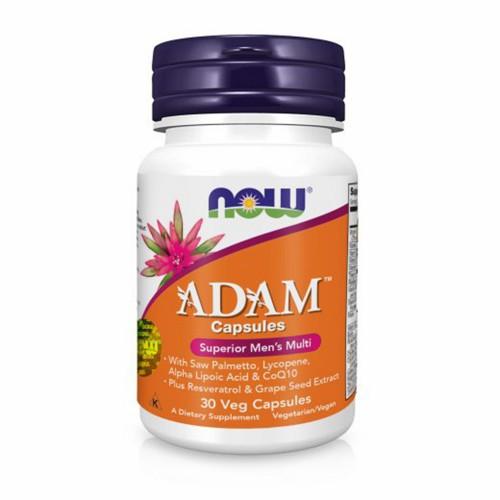 Комплекс витаминов для мужчин Now Foods Adam