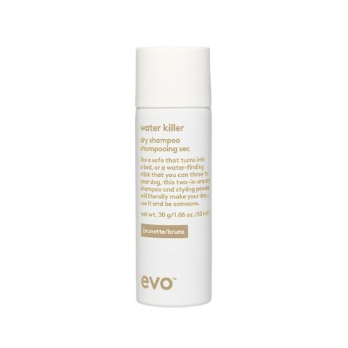 Сухий шампунь для брюнеток Evo Water Killer Brunette Dry Shampoo