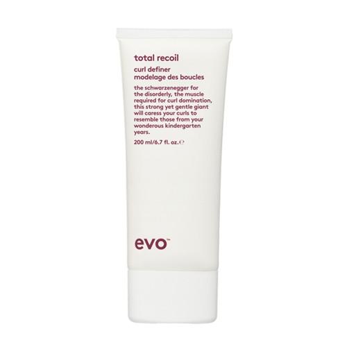 Стайлінг-крем для кучерявого волосся сильної фіксації Evo Total recoil curl definer