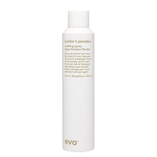 Лак для укладки сильной фиксации Evo Builder's Paradise Working Spray