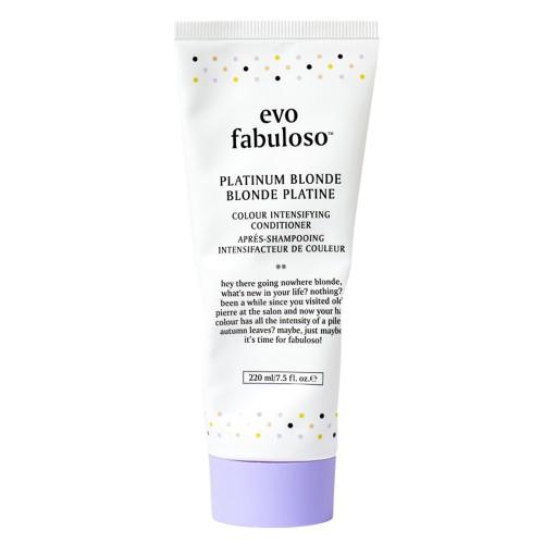 Тонуючий бальзам-догляд Evo Fabuloso Platinum Blonde Colour Boosting Treatment