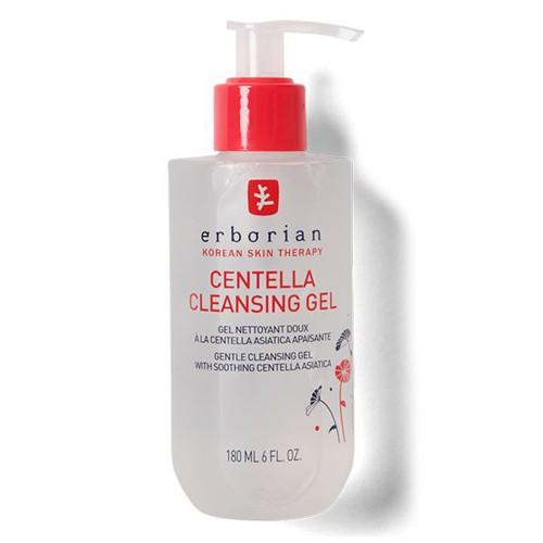 Гель для умывания с азиатской центеллой Erborian Centella Cleansing Gel