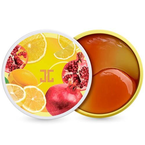 Відбілюючі гідрогелеві патчі JayJun Pom Lemon Duo Eye Gel Patch
