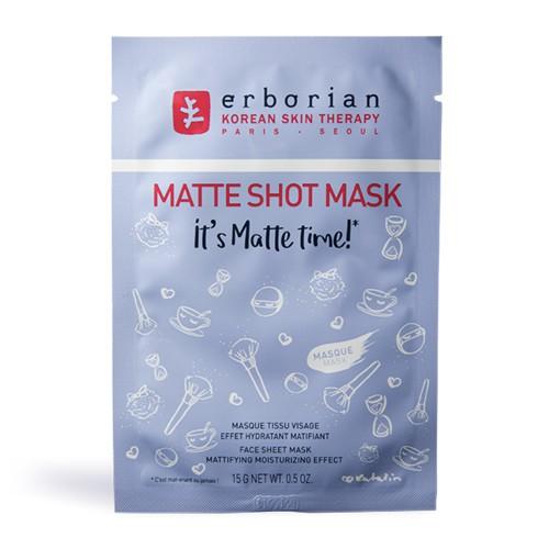 Матирующая тканевая маска Erborian Matte Shot Mask