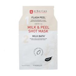 Отшелушивающая тканевая маска Erborian Milk and Peel Shot Mask