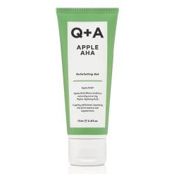Отшелушивающий гель Q+A Apple AHA Exfoliating Gel