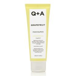 Бальзам для снятия макияжа Q+A Grapefruit Cleansing Balm