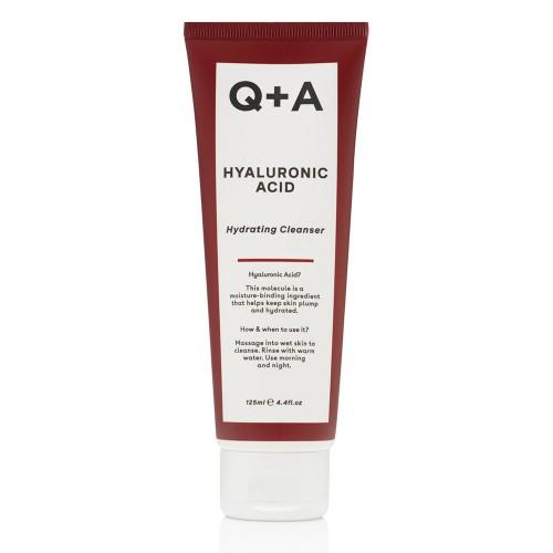 Гель для умывания с гиалуроновой кислотой Q+A Hyaluronic Acid Cleansing Gel