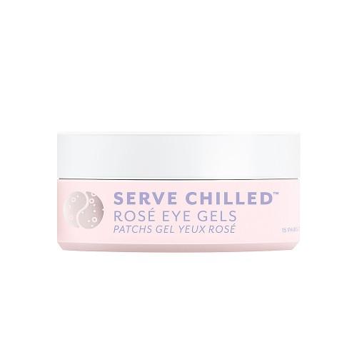 Освіжаючі патчі з екстрактом троянди Patchology Rose Eye Gels