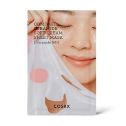 Тканинна маска з керамідами Cosrx Balancium Comfort Ceramide Soft Cream Sheet Mask