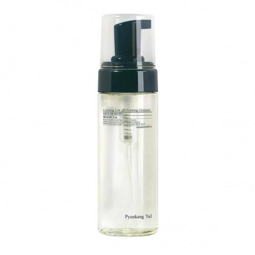 Заспокійлива пінка-мус для вмивання Pyunkang Yul Calming Low pH Cleansing Foaming CLeanser