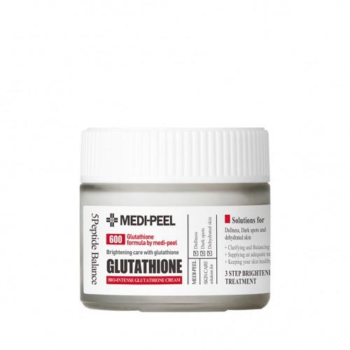 Висвітлюючий крем Medi-Peel Bio Intense Glutathione White Cream
